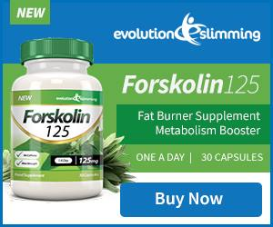 Forskolin slim root extract for weight loss